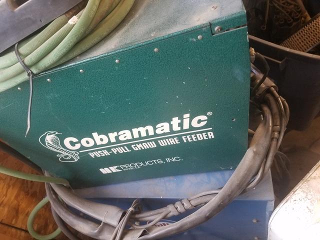 cobramatic wire feeder - Nex-Tech Classifieds