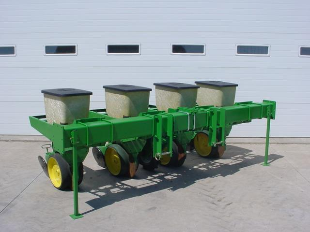 Quality Built John Deere Plot Planters By Ksfarms Ptci