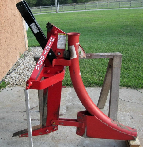 Subsoiler With Pipe Laying Attachment Nex Tech Classifieds