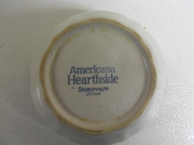 Nice Dishes Americana Hearthside Stoneware - Nex-Tech Classifieds
