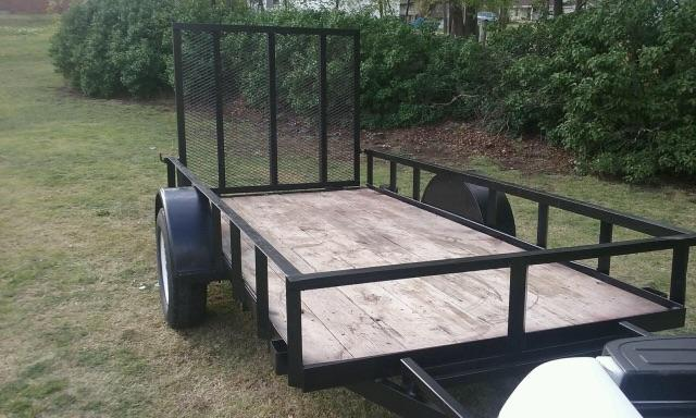 5x10 utility trailer discoverstuff for 5x10 wood floor trailer