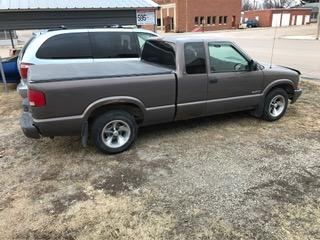 2000 Chevrolet S 10 Extended Cab Pickup Nex Tech Classifieds