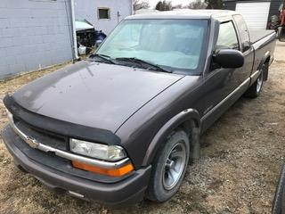 2000 Chevrolet S 10 Extended Cab Pickup Discoverstuff