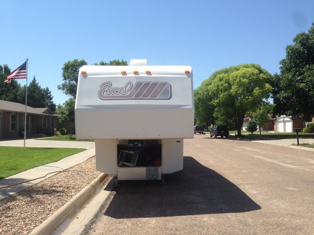 1995 Excel 5th Wheel Nex Tech Classifieds