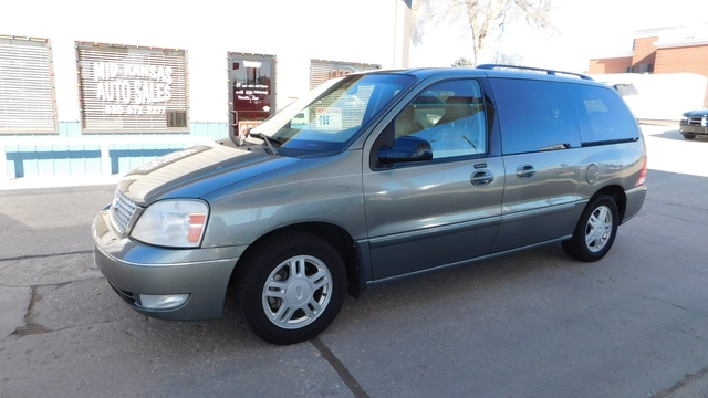 2004 Ford Freestar SEL Package Only 3500