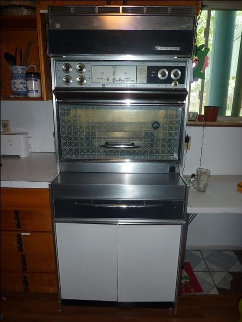 60 S Vintage Frigidaire Flair Range Oven Nex Tech