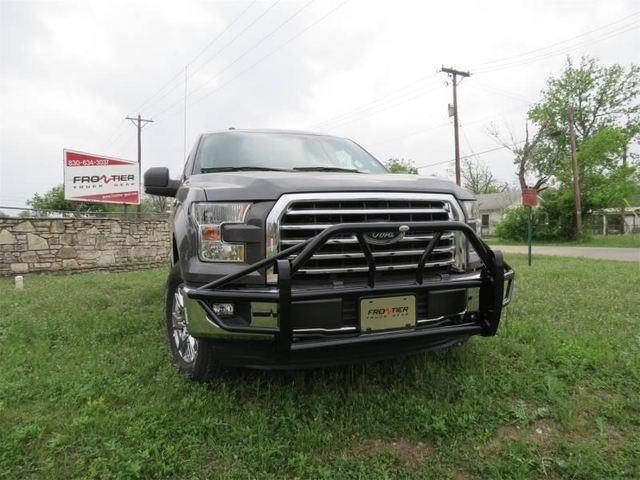 2015 2016 Ford F150 Frontier Extreme Grille Guard Nex