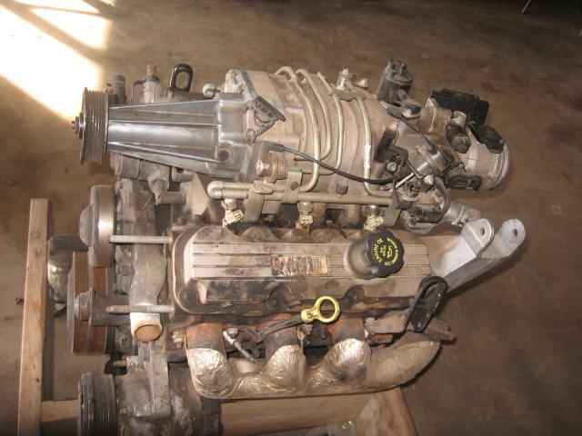 Gm Supercharged 3800 Series Ii Engine