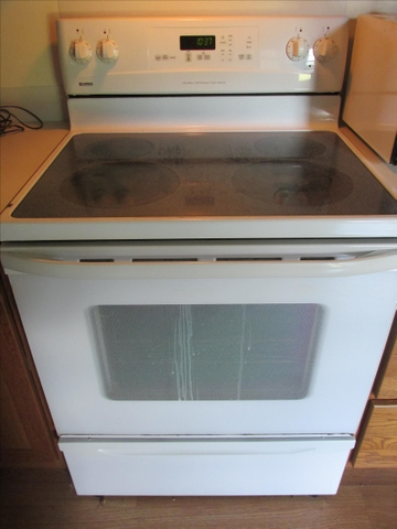 Kenmore Smooth Top Electric Range Stove Oven Nex