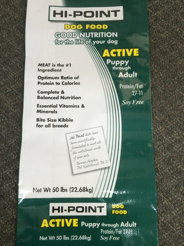Where To Buy Hi Point Dog Food