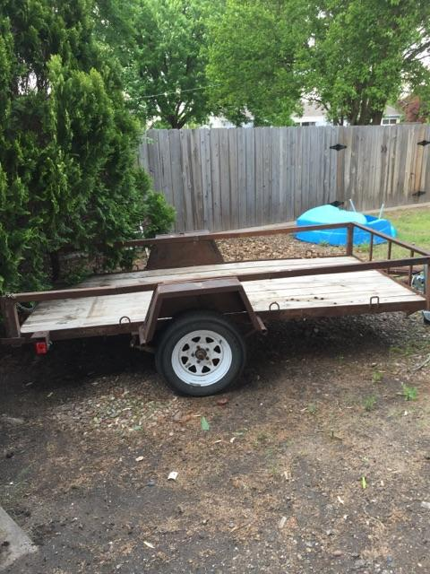 5x10 utility trailer discoverstuff for 5x10 wood floor trailer
