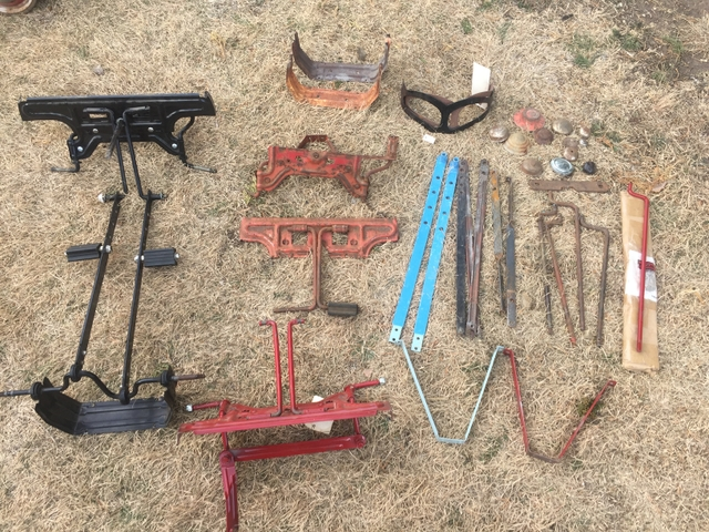 Vintage Pedal Car Parts : Antique pedal car parts ptci classifieds