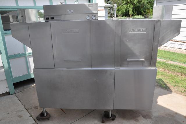 hobart crs 66a conveyor dishwasher nex tech classifieds rh nextechclassifieds com Hobart Dish Machine Parts Manual Hobart 610 Operating Manual