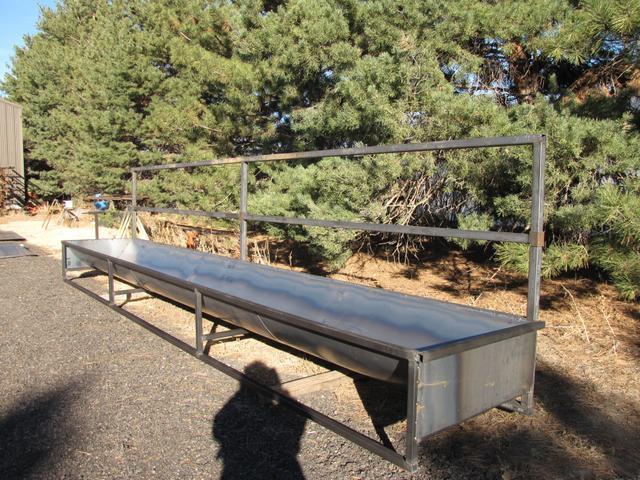 Fence Line Feed Bunks Nex Tech Classifieds