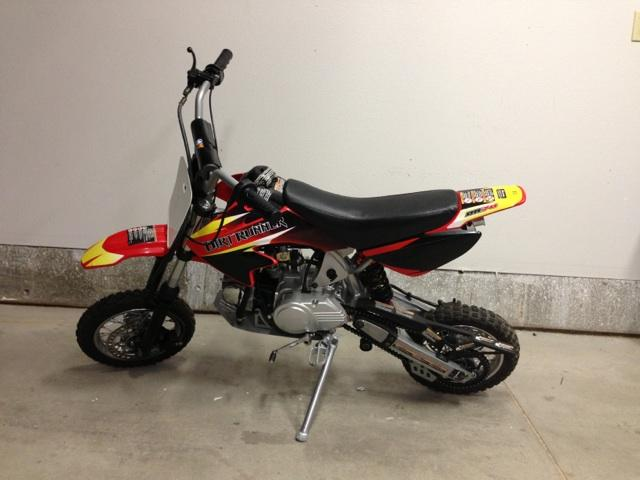 Baja motorsports dr70 dirtrunner dirt bike nex tech classifieds contact seller sciox Gallery