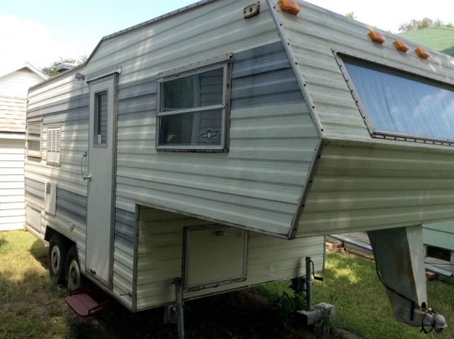 Cheap Travel Trailers For Sale In Kansas