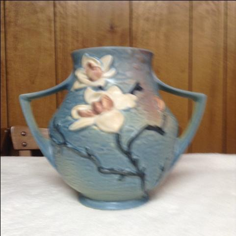 Roseville Magnolia Vase Nex Tech Classifieds