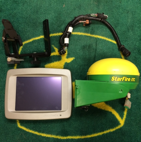 Complete John Deere Autotrac System Starfire Itc 2600