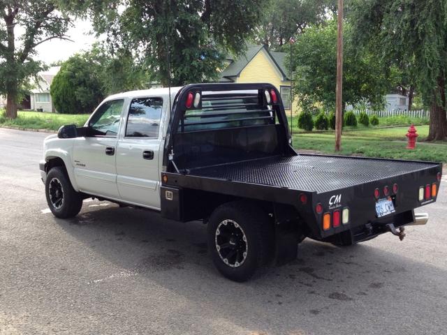 Listing Pic on Dodge Dakota Flatbed