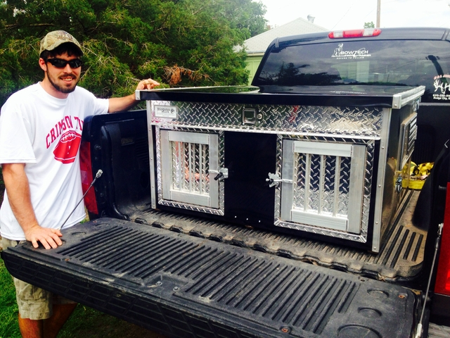 1 of 0  sc 1 th 194 & New Deer Creek Dog Boxes - PTCI Classifieds Aboutintivar.Com