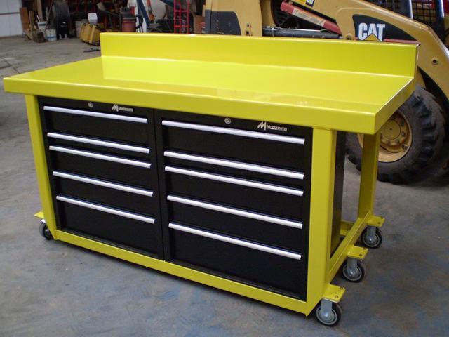 Work Bench Table Tool Box Custom Built Ptci Classifieds