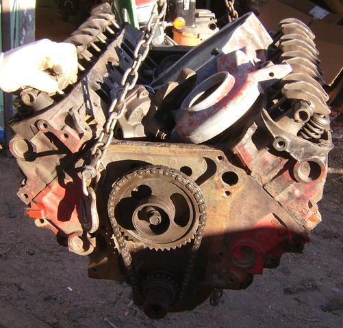 Dodge chrysler mopar 318 engine motor rainbow classifieds for Kansas dept of motor vehicles phone number