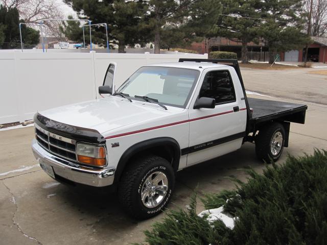 Dodge Dakota Truck Bed For Sale