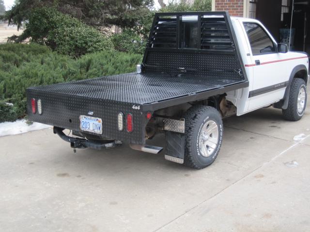 Listing Pic on 1994 Dodge Dakota Custom