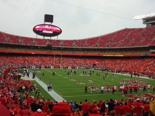 Kansas City Chiefs Tickets Nex Tech Classifieds