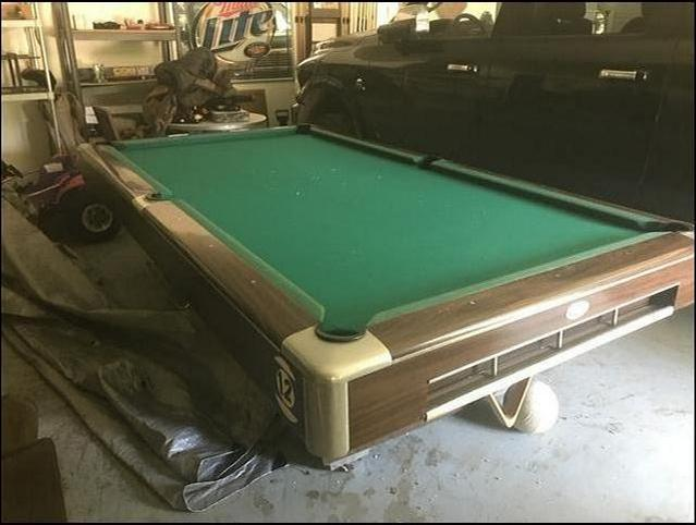 Big G Gandy Pool Table NexTech Classifieds - Gandy pool table