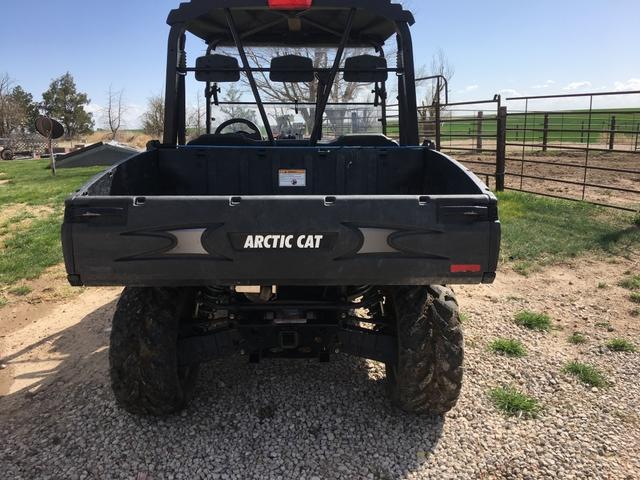 2011 Arctic Cat 700 Hdx Prowler Nex Tech Classifieds