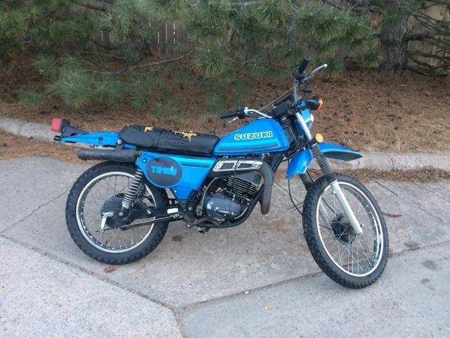 Suzuki Twolf