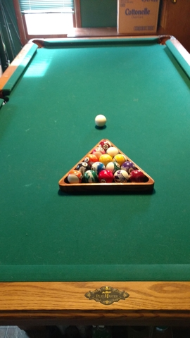 Amf Playmaster Regulation Pool Table Ptci Classifieds