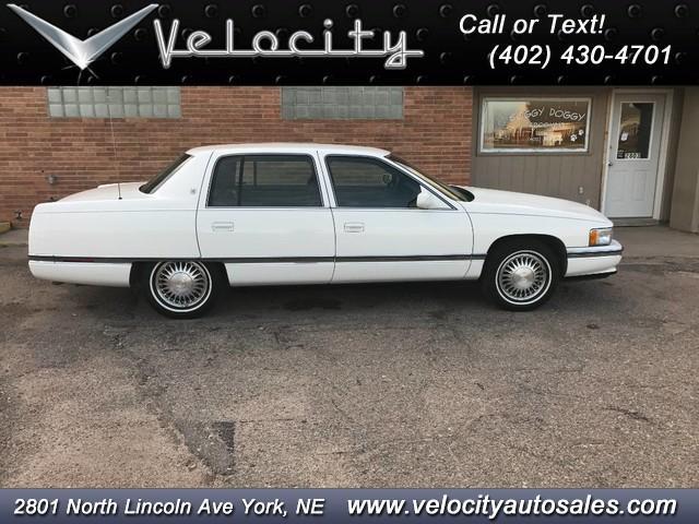 1994 Cadillac Deville 117k Mi Cream Puff Ptci Classifieds