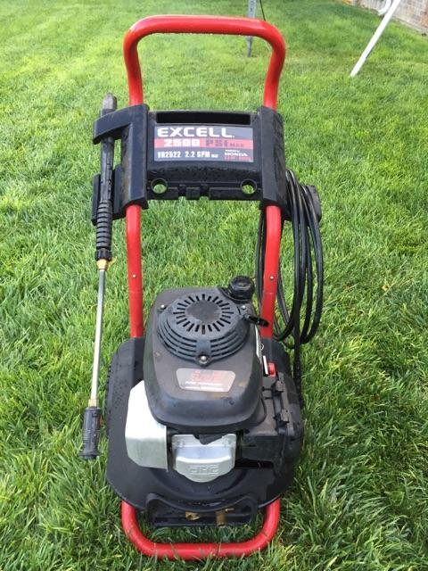 Honda Excel 2500 Psi Pressure Washer Nex Tech Classifieds