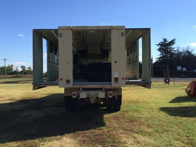 Army Expando Van Box Only Nex Tech Classifieds