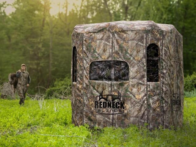 Redneck 6x6 Soft Side Blind W Stand Nex Tech Classifieds