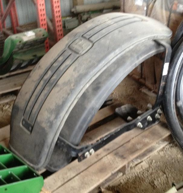 Front Fenders For John Deere 8300 : John deere mfwd fenders ptci classifieds