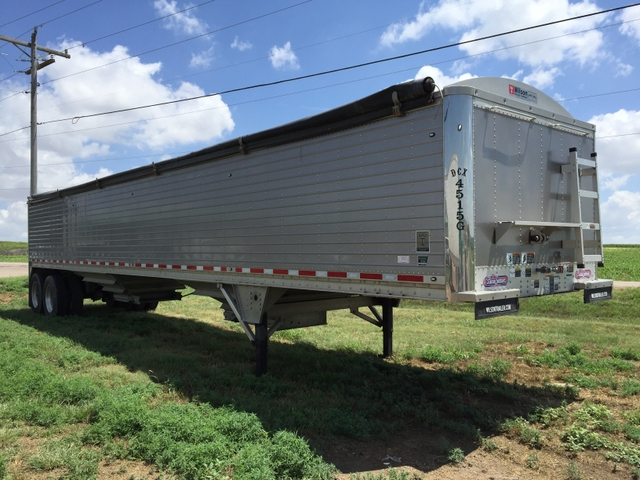 2014 Wilson Grain Trailer Nex Tech Classifieds